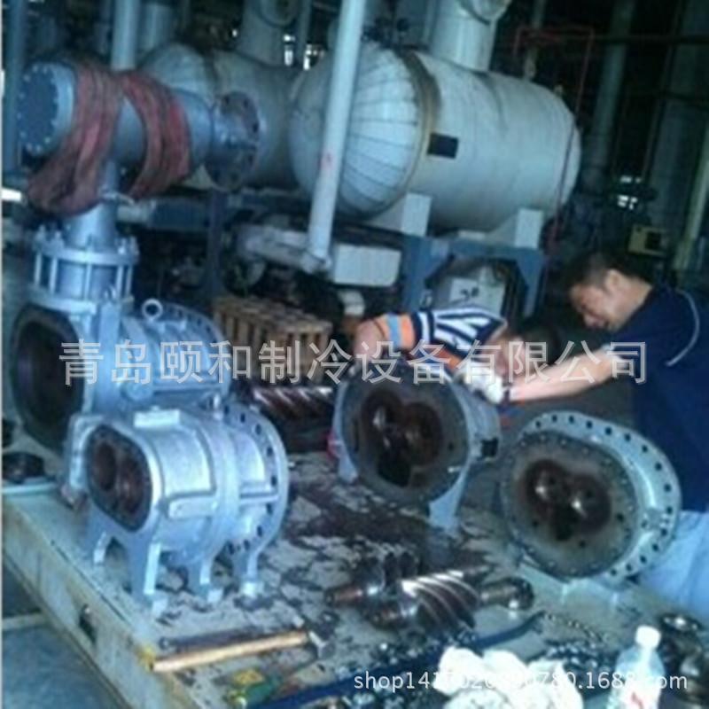 压力管道安装改造 冷库工程的设计安装调试改造