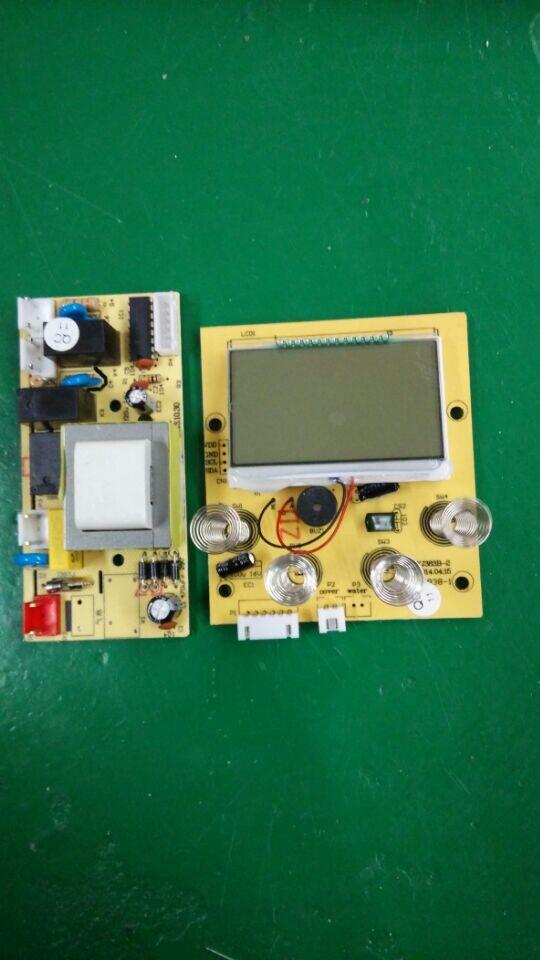 洗菜机控制板/数码电压力锅控制板/数码电磁炉灯板YJ