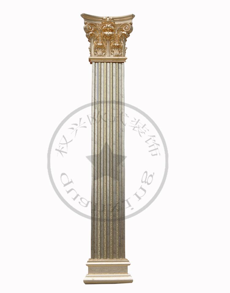 权兴欧式豪华方形罗马柱 新品上市品质保证