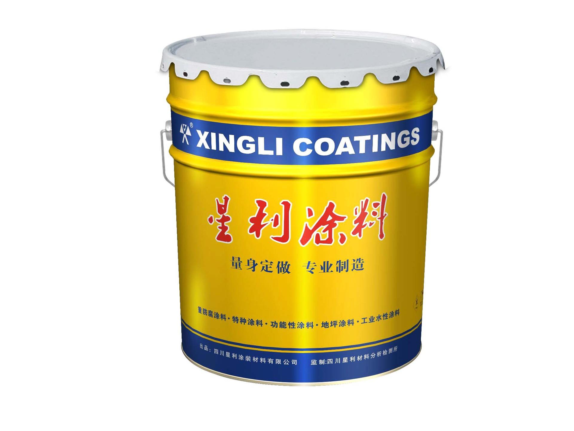 XLZ1742有机硅耐高温重防腐涂料
