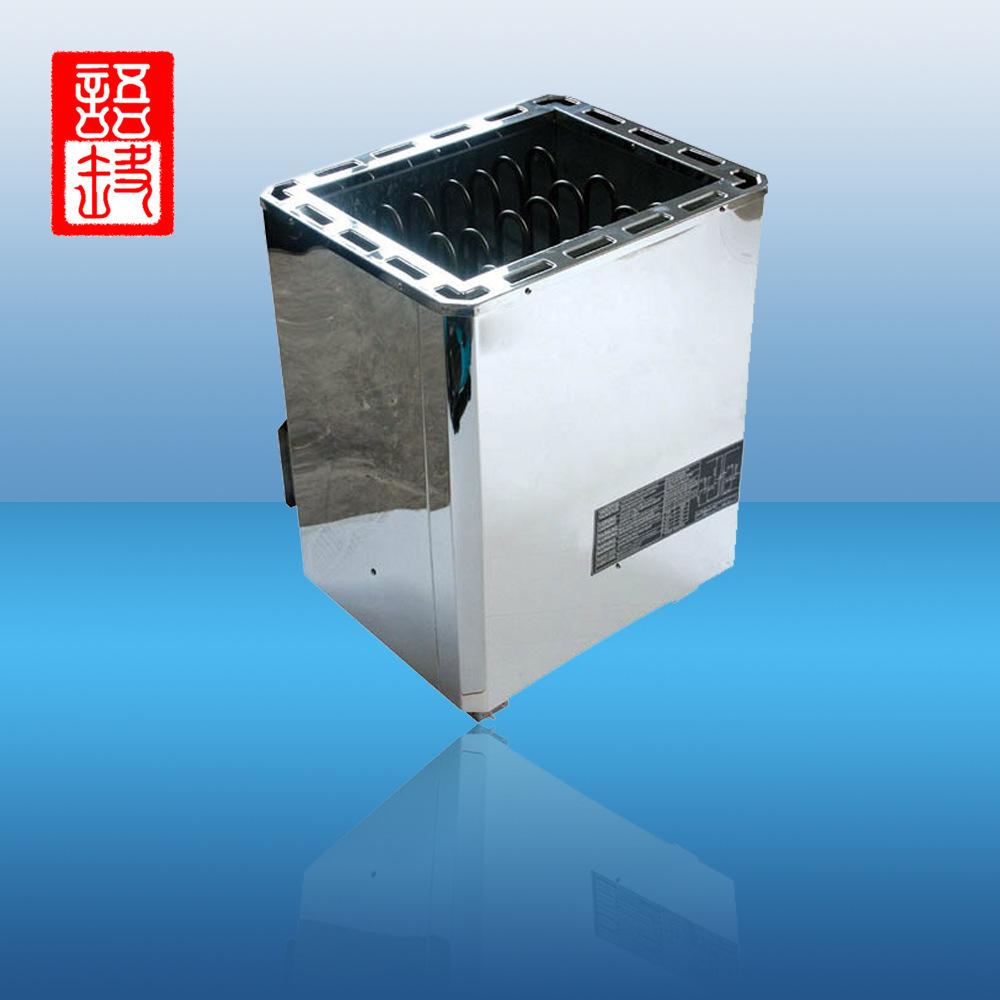 商业型不锈钢外控干蒸桑拿炉