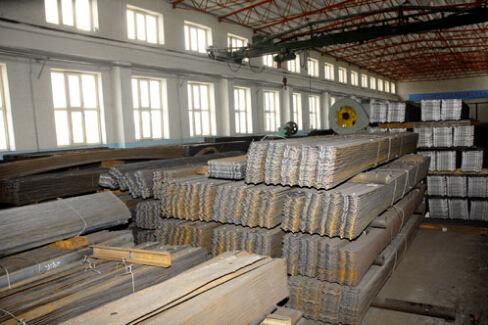 煤矿支护用W型钢带
