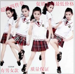 六一儿童男童女童演出服中小学生幼儿园班级集体舞蹈
