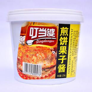 批发原味煎饼小吃酱2.25kg*4桶 辣椒酱调味酱风味调味酱