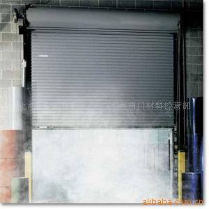 供应各类防火电动卷帘门及其配件