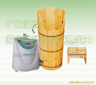 供应负离子蒸汽桶|中草药足浴组合| 沐足桶(图)