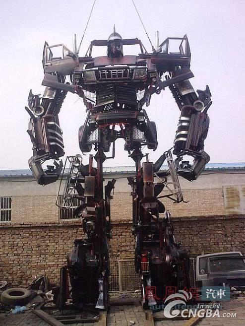 Chinese-made Transformers of Cherokee - Jeep Cherokee Forum